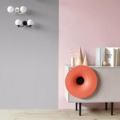 Dots Duo Wall Light
