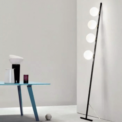 Arch Lean Floor Lamp