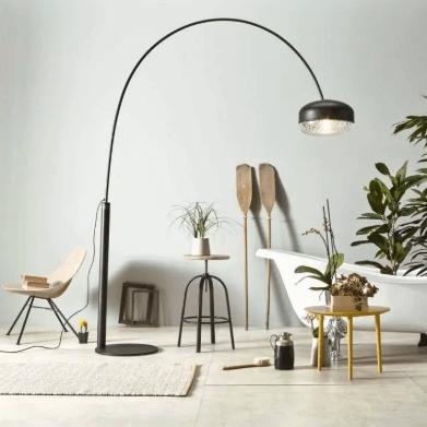 Balloton Curve Floor Lamp