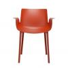 Piuma Rusty Orange Chair
