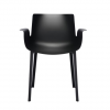 Piuma Black Chair
