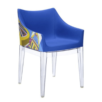 World Of Emilio Pucci Edition Madame New York Crystal Chair