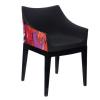 World Of Emilio Pucci Edition Madame Shanghai Black Chair