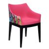 World Of Emilio Pucci Edition Madame Paris Black Chair