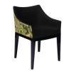World Of Emilio Pucci Edition Madame Milan Black Chair