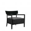 Cara Black/anthracite Chair