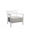 Cara Ivory/beige Chair