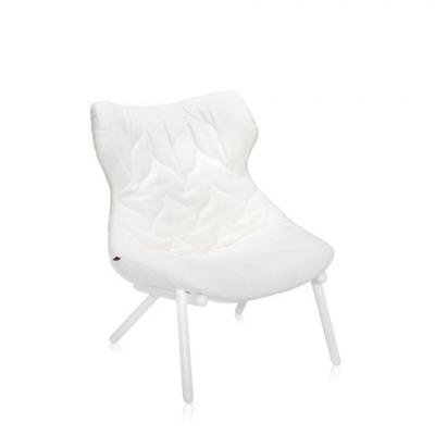Foliage Trevira Beige/white Chair
