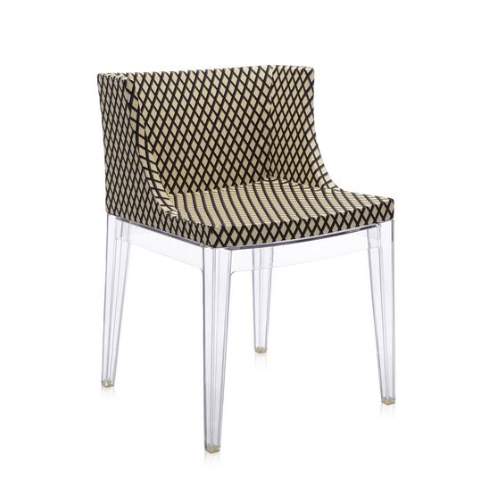 Mademoiselle Memphis Transparent Chair