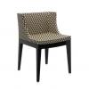 Mademoiselle Memphis Black Chair