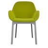 Clap Grey/green Chair