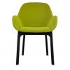 Clap Black/green Chair