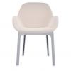 Clap Grey/beige Chair
