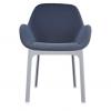 Clap Grey/dark Grey Chair