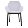 Clap Black/grey Chair
