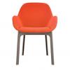 Clap Tortoise/orange Chair