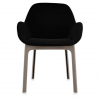 Clap Tortoise/black Chair