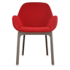 Clap Tortoise/red Chair