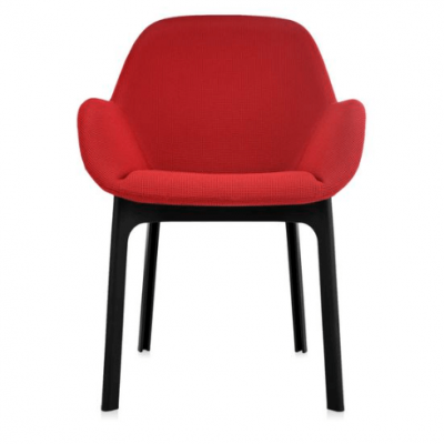 Clap Black/red Chair