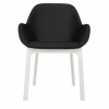 Clap Pvc White/black Chair