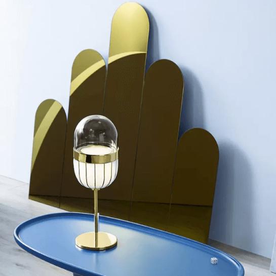 Pill Table Lamp