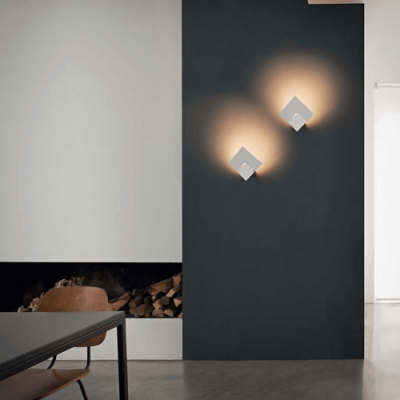 Puzzle Twist Wall Light Ceiling