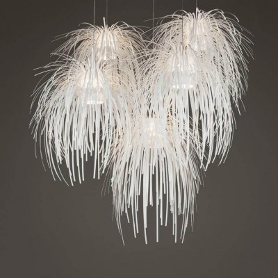 Tina Chandelier Floor Lamp