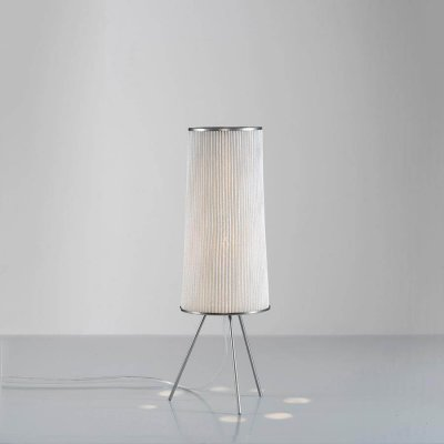 Ura Table Lamp White