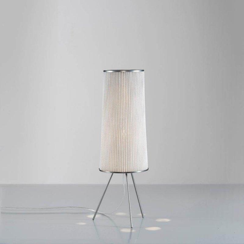 Ura Table Lamp White