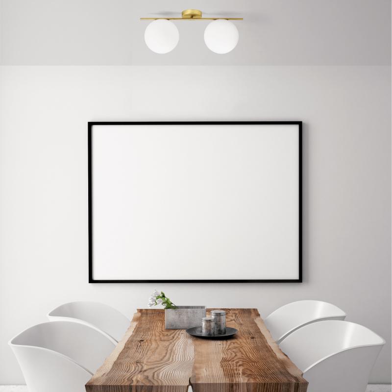 Gen Duo Ceiling Light