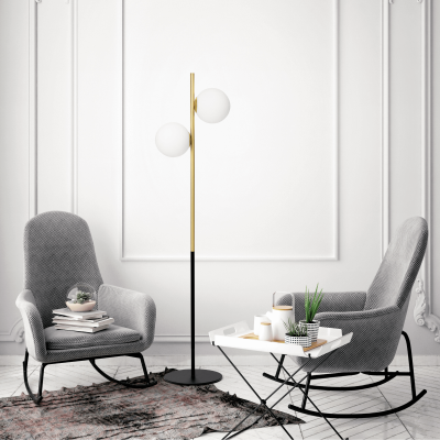 Gen Duo Floor Lamp
