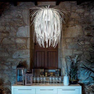 Tina Pendant Floor Lamp
