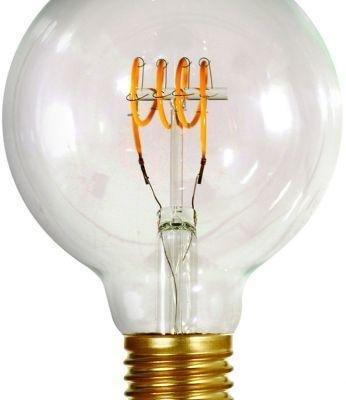 Globe 4 Loops Lamp