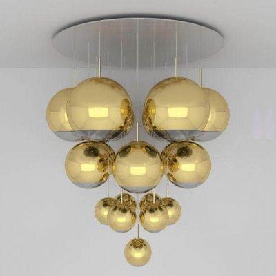 Mirror Ball Mega Pendant System Pendant