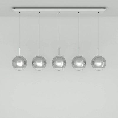 Mirror Ball 25Cm Linear Pendant System Pendant