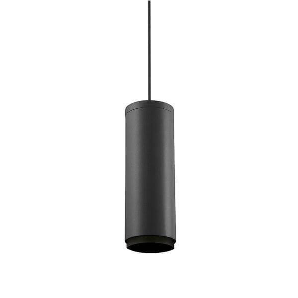 Perfetto Compact S Pendant Black / Led - 3000K