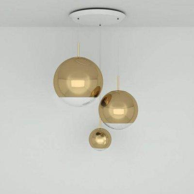 Mirror Ball Range Round Pendant System Pendant