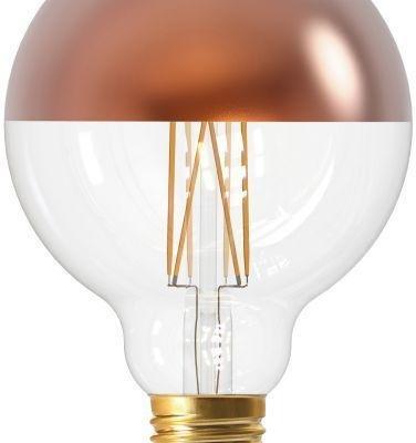 Globe Bronze Cap Lamp