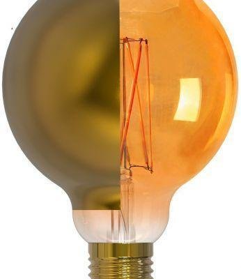 Globe Golden Side Cap Lamp