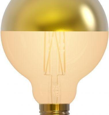 Globe Golden Cap Lamp